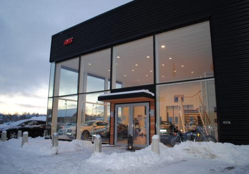 Biltjänst, Lidköping