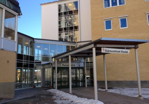 Ekedals Äldrecenter, Skövde