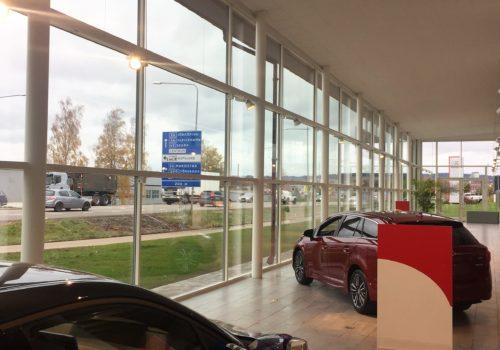 Lindströms Bil, Skövde