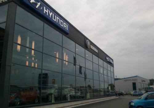 Frontbilar, Göteborg