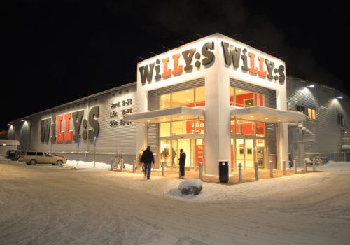 Willys, Vara