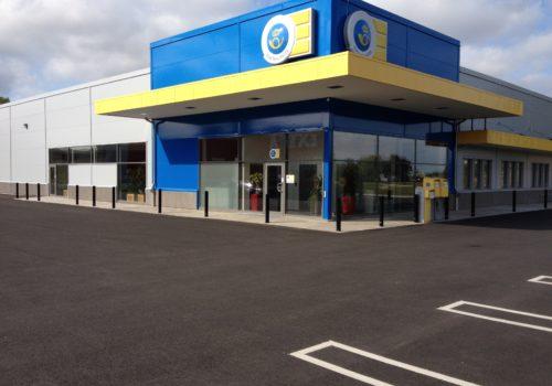 Posten Företagscenter, Skövde
