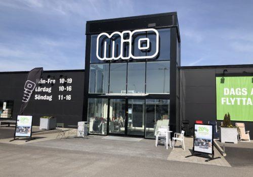 Mio, Mariestad